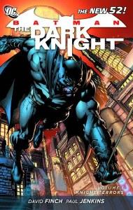 Batman the Dark Knight TP Vol 01 Knight Terrors