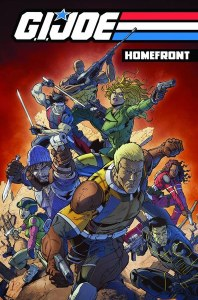 GI Joe TP Vol 01 Homefront