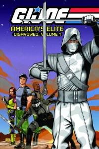 GI Joe Americas Elite Disavowed TP Vol 01