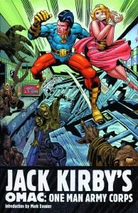 Jack Kirbys Omac One Man Army Corps TP