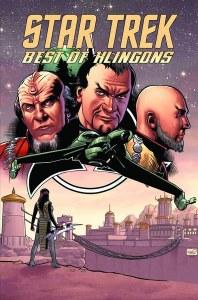 Star Trek Best of Klingons TP
