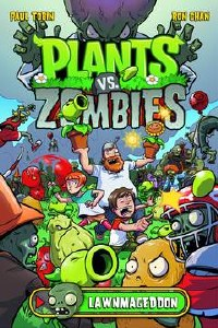 Plants Vs Zombies HC Lawnmageddon
