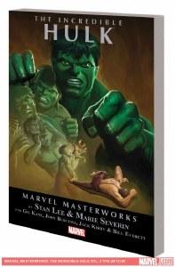 Marvel Masterworks Incredible Hulk TP Vol 03