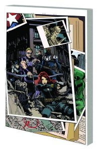 Secret Avengers TP Vol 01 Reverie