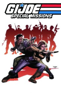 GI Joe Special Missions TP 01
