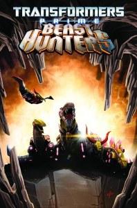 Transformers Prime Beast Hunters TP Vol 01