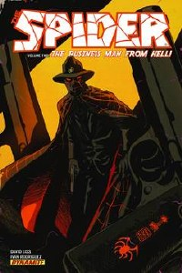 Spider TP Vol 02 Businessman From Hell