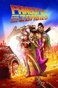 Fanboys Vs Zombies TP Vol 03