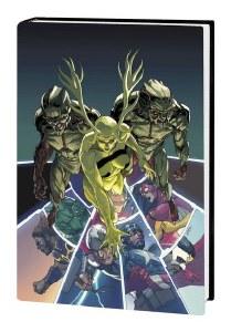 Avengers Prem HC Vol 03 Prelude to Infinity