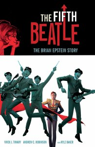 Fifth Beatle the Brian Epstein Story Collectors Ed HC