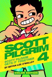 Scott Pilgrim Color HC Vol 04