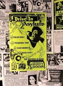 Drive In Asylum #1