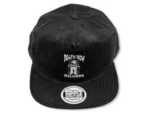 Death Row Records Logo Hat