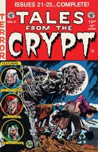 EC Tales From the Crypt Annual #5