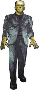 Universal Monsters Frankenstein Walking Patch