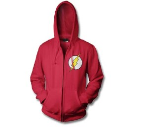 Flash Symbol Hoodie