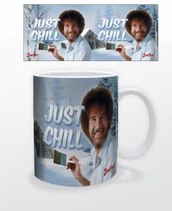 Bob Ross Just Chill 11 oz Mug