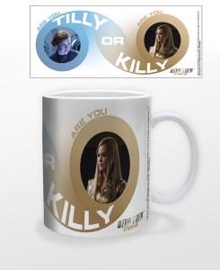 Star Trek Discovery Tilly or Killy 11 oz Mug