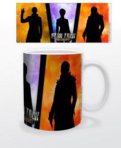 Star Trek Discovery New Trek 11 oz Mug