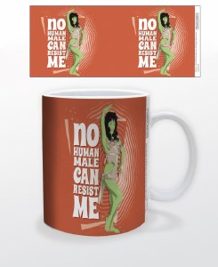 Star Trek No Human Male 11 oz Mug
