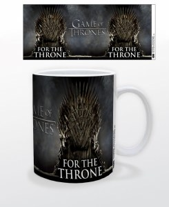 Game of Thrones For The Throne Mug