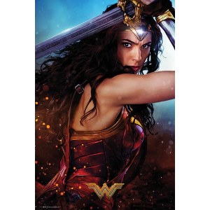 SALE Wonder Woman Poster 2