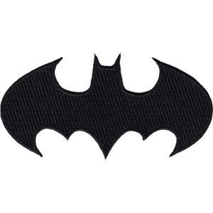 DC Batman Diecut Logo Patch