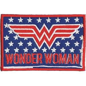 DC Comics Wonder Woman Stars & StripesPatch