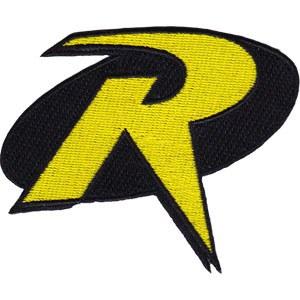 DC Comics Robin Logo Patch