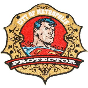 Superman Protector Patch