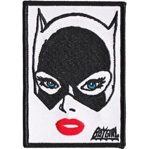 DC Comics Batgirl Close Up Patch