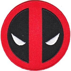 Marvel Deadpool Icon Patch
