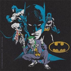 DC Batman and Joker Sticker