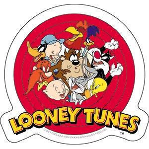 Looney Tunes Logo Sticker