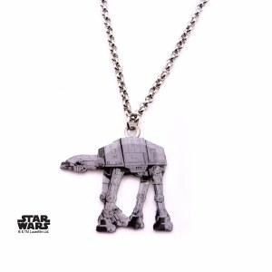 Star Wars At-At Walker Necklace