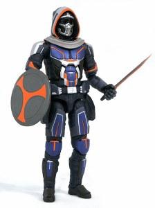 Marvel Select Black Widow Movie Taskmaster Action Figure