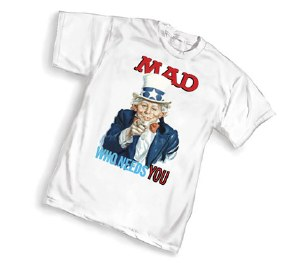 Mad Needs You T-Shirt