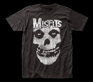 Misfits Logo T-Shirt