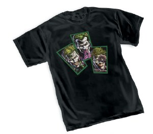 Batman 3 Jokers T-Shirt