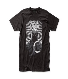 Captain Marvel Asteroid T-Shirt