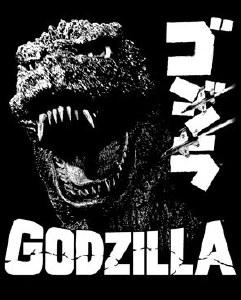 Godzilla Scream T-Shirt