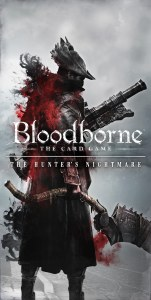 Bloodborne the Card Game Hunter's Nightmare Expansion