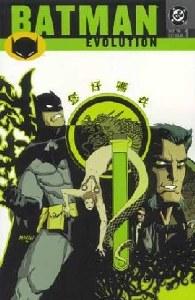 Batman Evolution TP