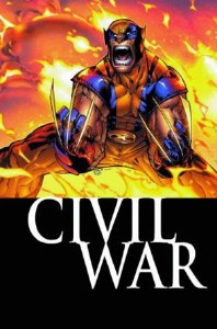 Woverine TP Civil War