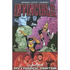 Invincible TP Vol 08 My Favorite Martian