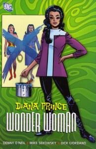 Diana Prince Wonder Woman TP Vol 01