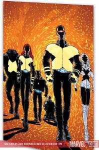 New X-Men Ultimate Collection TP Vol 01