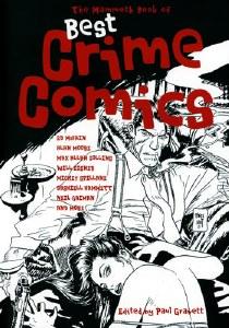 Mammoth Book of Best Crime Comics TP
