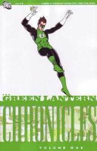 Green Lantern Chronicles TP Vol 01