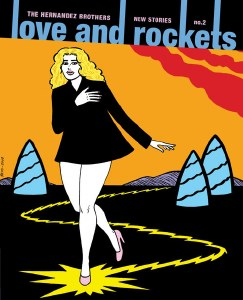 Love and Rockets New Stories 02